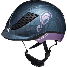 KED Pina Bike Helmet Children blue